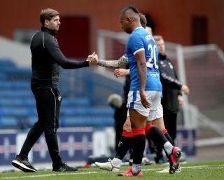 Rangers v Coventry City