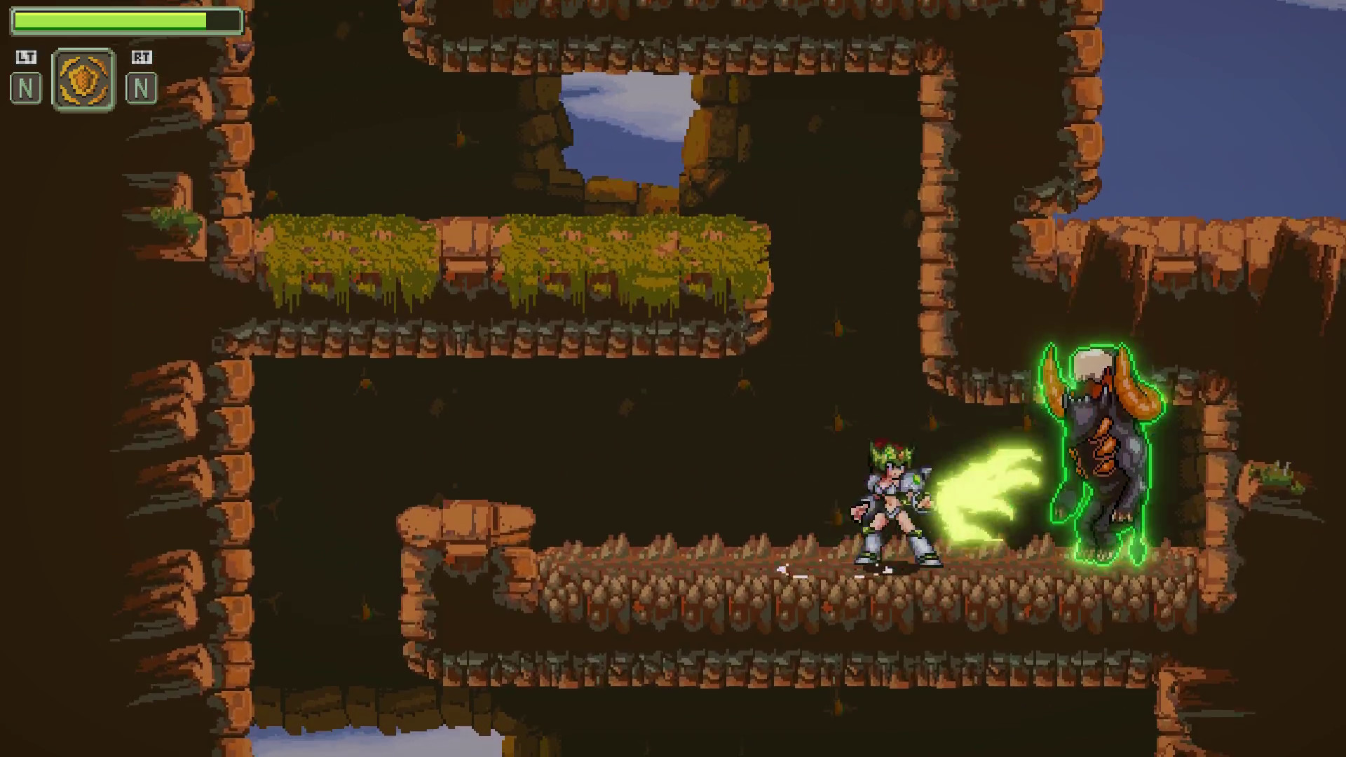 Smelter is a strange but cool hybrid of RTS and Mega Man X | PC Gamer