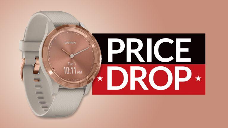 Amazon Garmin watch deal: Garmin Vivomove 3S hybrid smartwatch price SLASHED