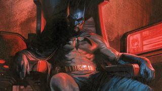 Batman #111 variant cover
