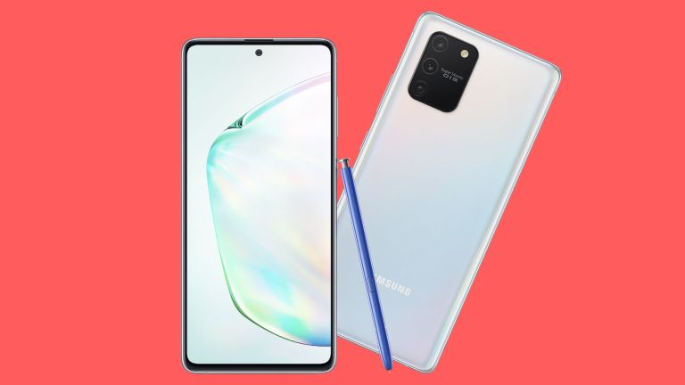 Samsung Galaxy S10 and Note 10 Lite