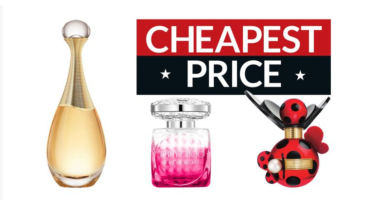 Cheap perfume Black Friday