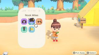 Animal Crossing: New Horizons Nook Miles Rewards