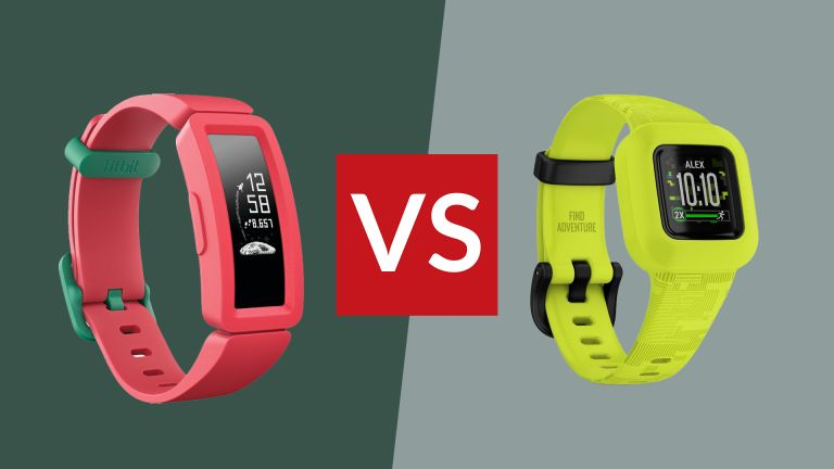 Fitbit Ace 2 vs Garmin Vivofit Jr 3