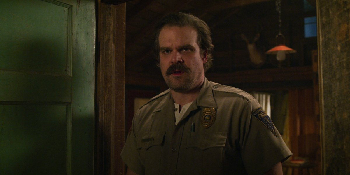 How Stranger Things Really Put Hopper's Deadly Season 3 Fight Together