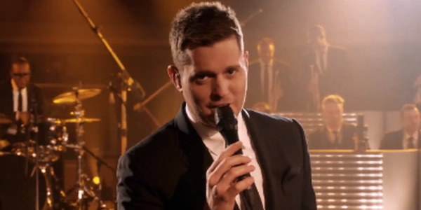 "Michael Buble ""You Make Me Feel So Young"" Music Video"