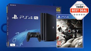 Rare PS4 Pro bundle with a free copy of Ghost of Tsushima or The Last of Us Part 2 has appeared