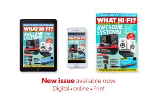New issue of What Hi-Fi? out now!