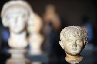 Emperor Nero bust
