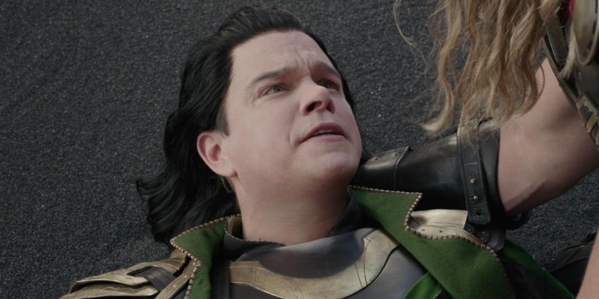 Matt Damon in Thor: Ragnarok