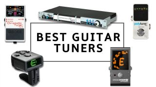 10 best guitar tuners 2019: chromatic, polyphonic and strobe guitar tuners to suit all budgets