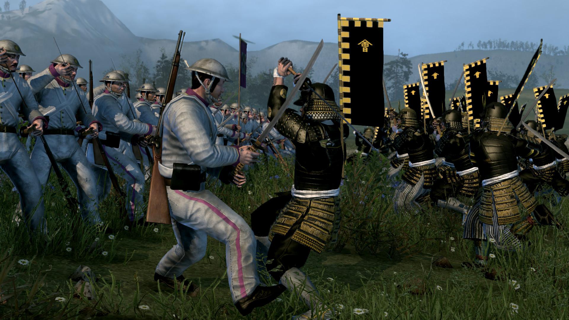 Total War Shogun 2 S Best Dlc Is Now A Standalone Saga Pc Gamer