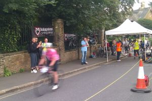 The Urban Hill Climb comes to Swain's Lane on Saturday