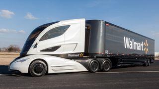Walmart future truck