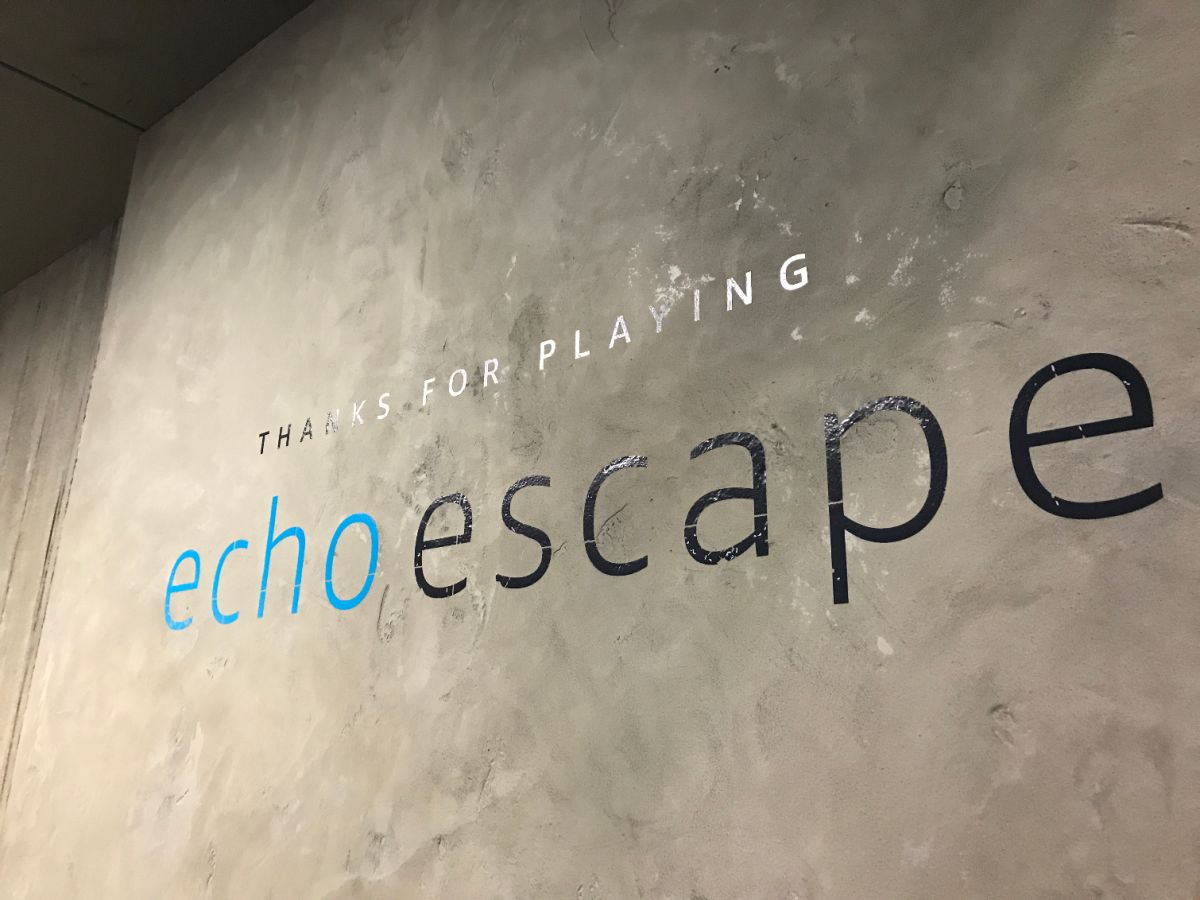I Just Survived an Alexa-Powered Escape Room | Tom's Guide