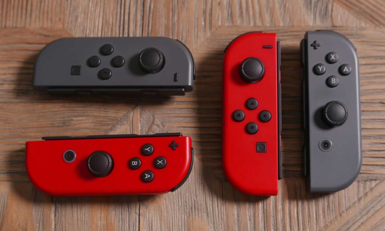 How To Charge Your Nintendo Switch Controllers | Tom's Guide