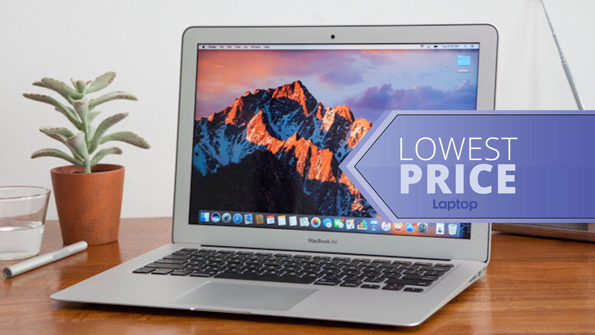 This 699 Macbook Air Is The Cheapest Macbook You Ll Find This Black Friday Laptop Mag