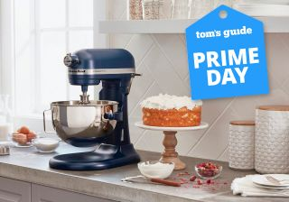 KitchenAid Mixer Prime Day deal