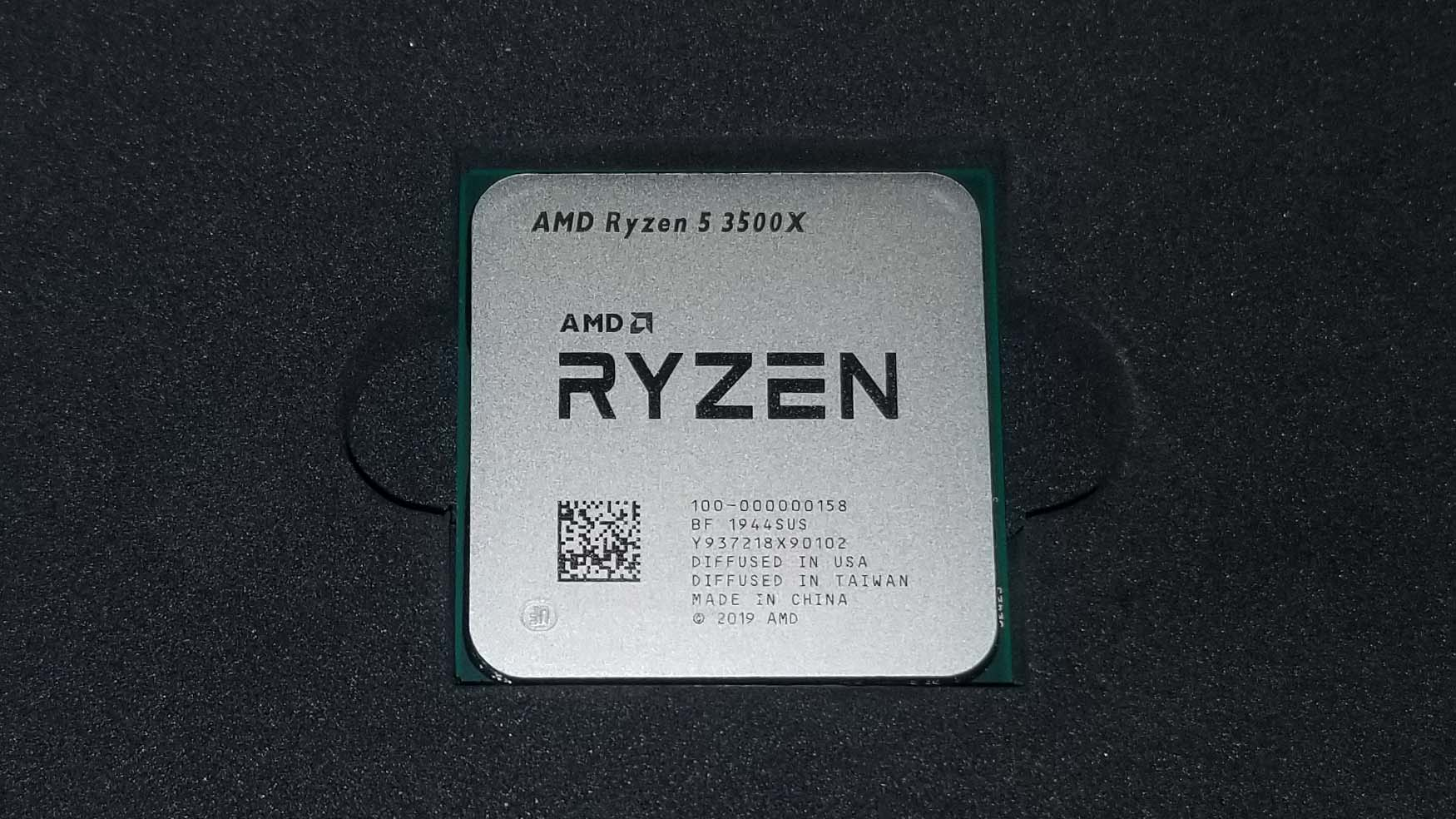 Ryzen 5 3500x Review China Gets A Ryzen Exclusive Tom S Hardware