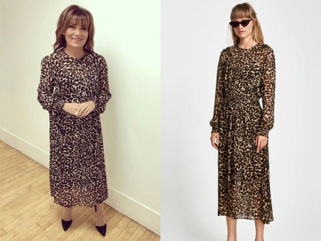 de44e5f3517 Lorraine Kelly s High Street Dresses - from Hobbs to Zara