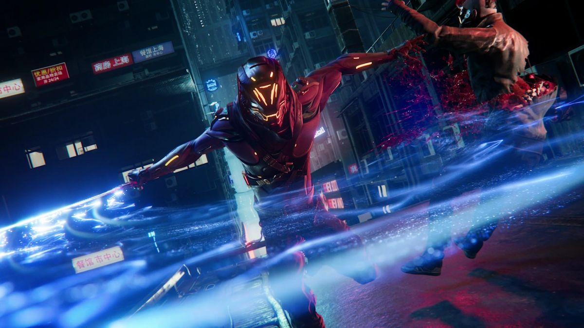 505 announces cyberpunk parkour sequel Ghostrunner 2