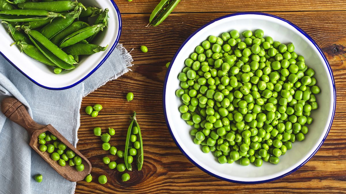 How to grow peas – in pots and in the ground