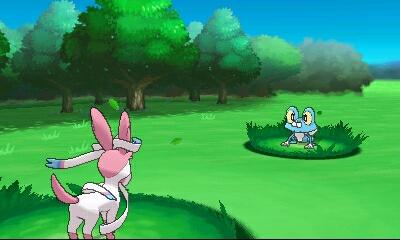 Pokemon X And Y: Sylveon Trailer, Screenshots #25608
