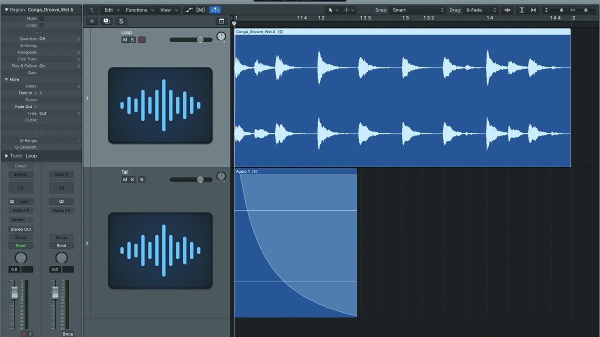 Logic Pro X - cover