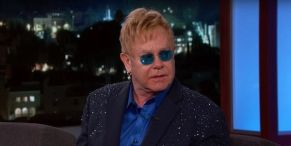 Why Elton John Is Giving Up Touring For His Children