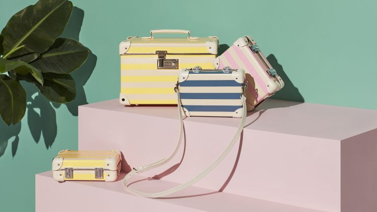Globe-Trotter's Riviera Collection is the most stylish way to go on holiday this summer