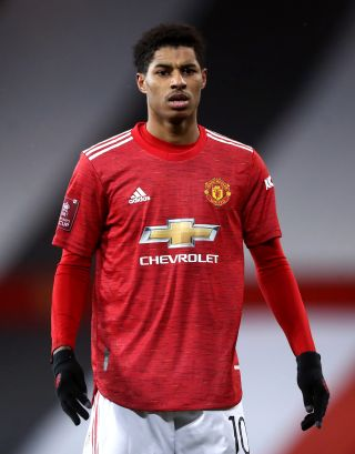 Marcus Rashford has been named this year's Postcode Hero for his campaigning work on food poverty