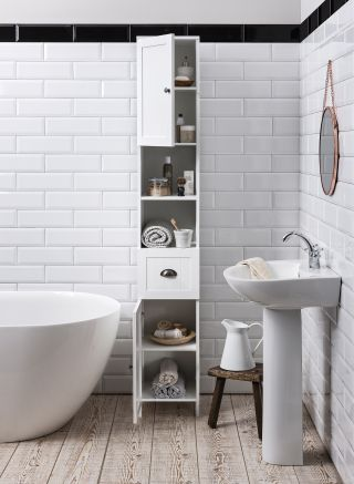 Bathroom Storage Ideas 26 Clever Ways To Stay Tidy Real