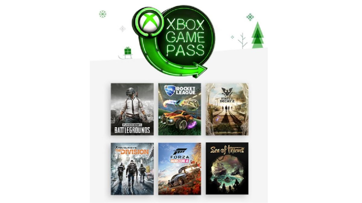 Grab 12 months of Xbox Game Pass for 50% off ($50/£47) on Amazon and get 100s of new games for Christmas