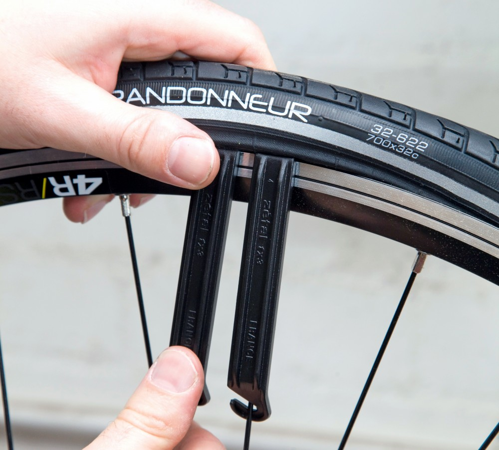how to fix a puncture and mend an inner tube cycling weekly