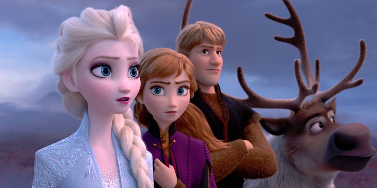 Frozen 2 characters