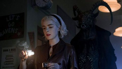 Chilling Adventures of Sabrina season 2 review: