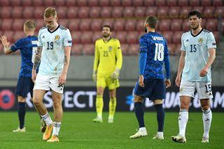 Slovakia v Scotland – UEFA Nations League – League B – Group 2 – City Arena