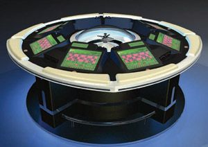 Roulette Goes Digital With 3M Multi-Sensory Touch System
