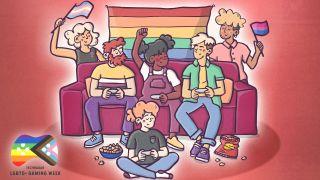 LGBTQ+ Gaming Week