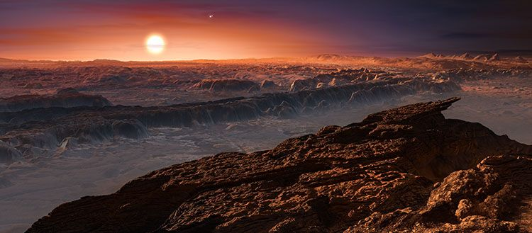 Proxima b, the closest alien planet we know, may be even more Earth-like than we thought