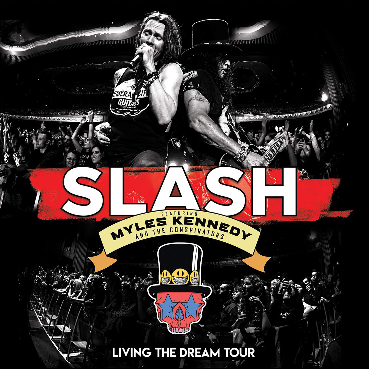 Watch Slash ft Myles Kennedy And The Conspirators deliver Shadow Life live | Louder