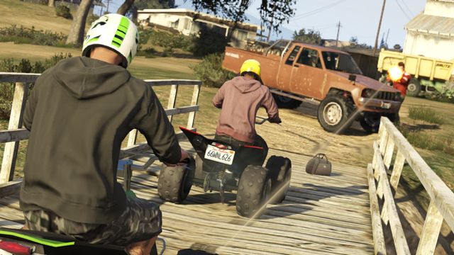 GTA 5 Online Title Update 1.12 Released, Capture Jobs Offering Double RP And Cash #31031