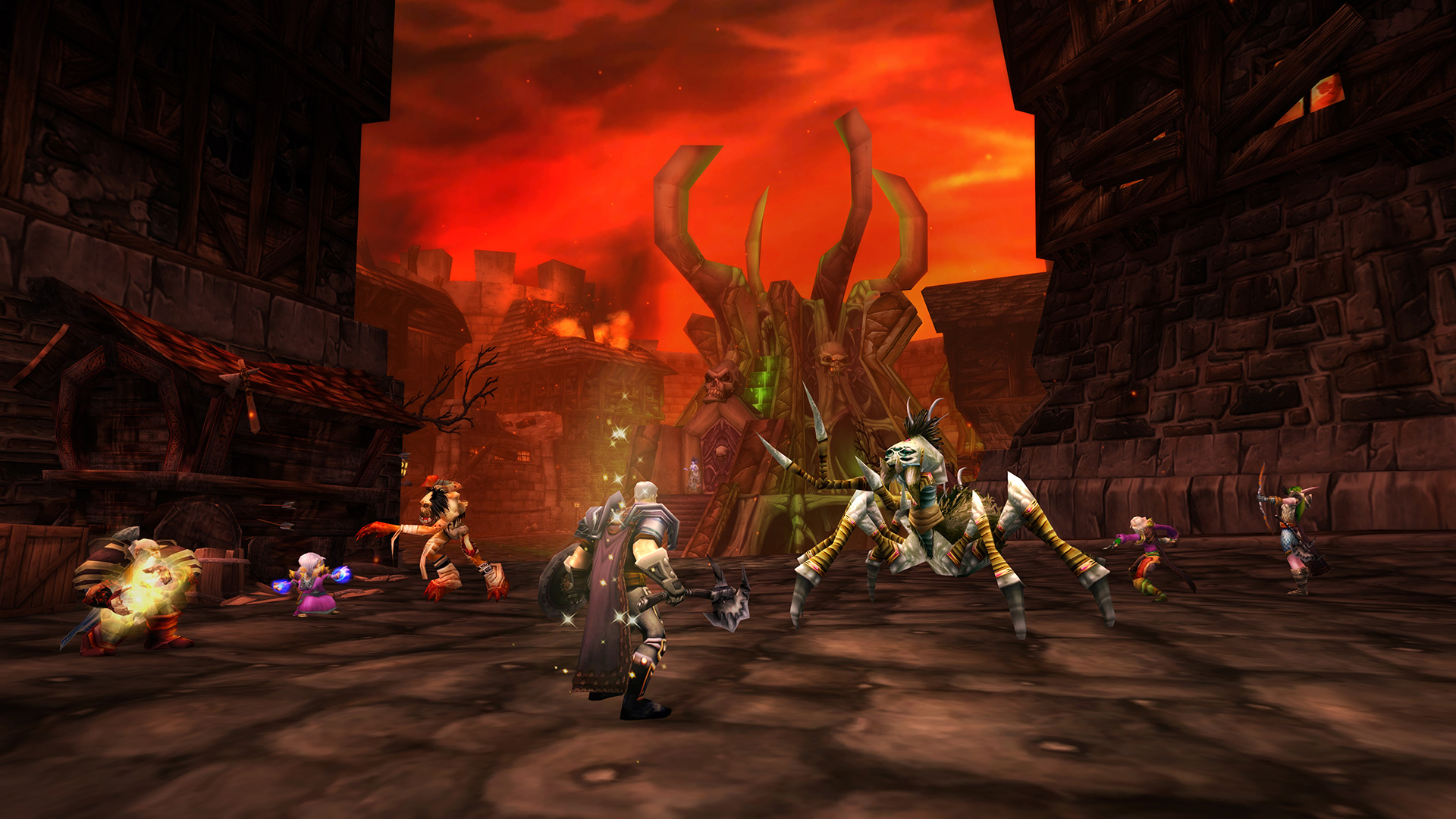 World of Warcraft Classic servers are back online after a
