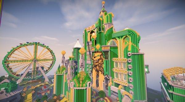 Minecraft ShireCraft