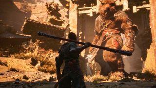 Black Myth: Wukong gets a brand-new trailer