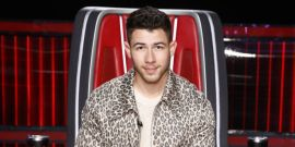 The Voice's Nick Jonas Offers Update On Hospitalization, Gets Little Sympathy From Blake Shelton