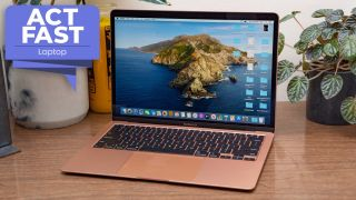 MacBook Air with 512GB SSD gets $150 discount