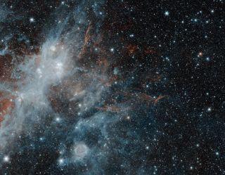 Supernova remnant HGH 3