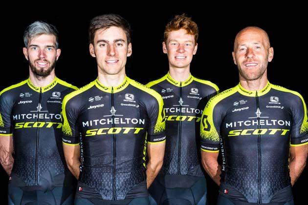 Orica-Scott team becomes Mitchelton-Scott for 2018 season - Cycling ... d5e0280b5