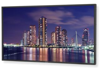 NEC Adds 55-inch Display to Large Screen